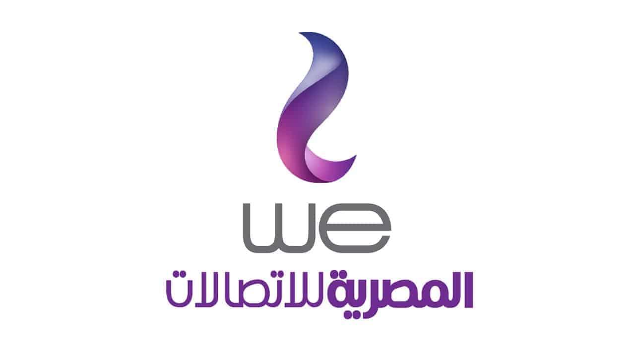 فاتورة التليفون الأرضي من الشركة المصرية للاتصالات we