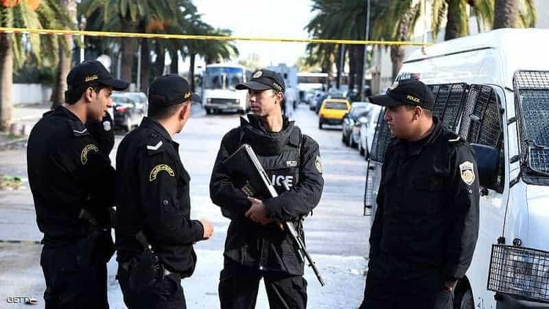 جريمة عائلية في تونس - الشرطة التونسية