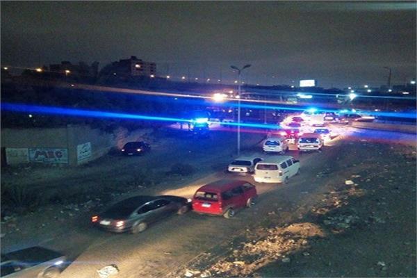 مفاجئة في وقائع حادث المريوطية الإرهابي: الحافلة غيرت مسارها دون أذن