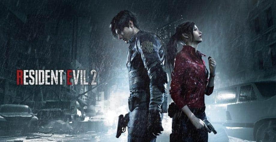 لعبة Resident Evil 2 Remake