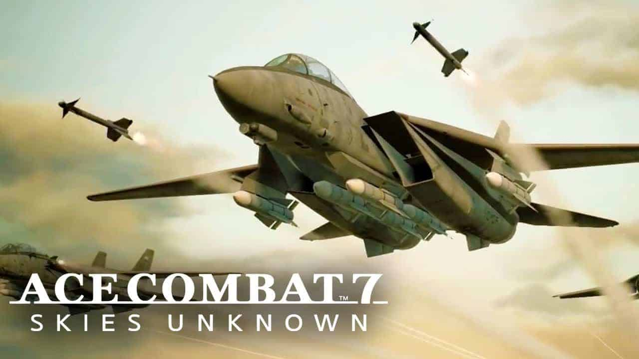 لعبة Ace Combat 7: Skies Unknown