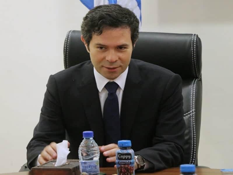 القنصل العام اليوناني