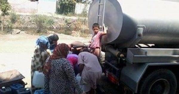 انقطاع مياه الشرب عن مناطق شرق ووسط محافظة الإسكندرية