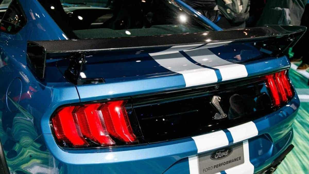 سيارة فورد موستانج شيلبي GT500