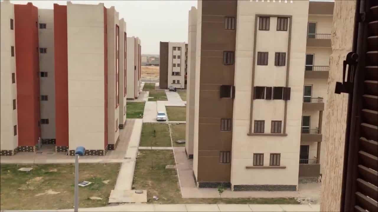 الاستعلام عن شقق الإسكان الاجتماعي بالرقم القومي