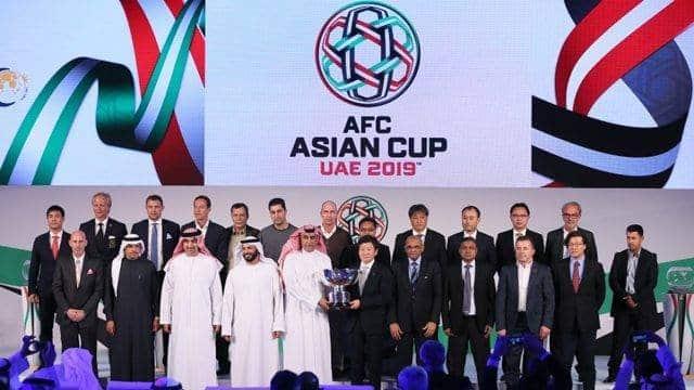 كأس آسيا 2019 الأمم الآسيوية