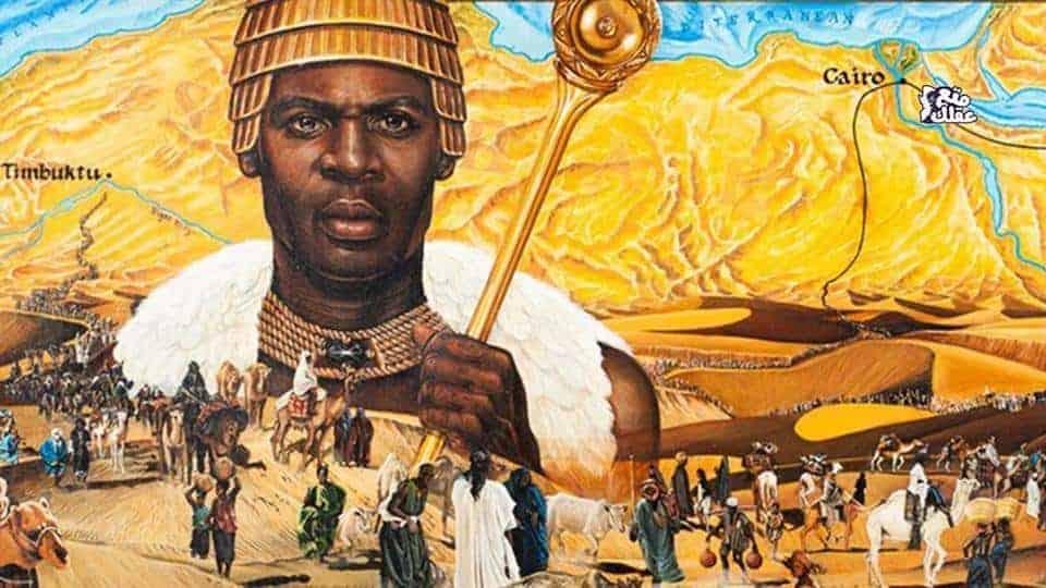 أغنى رجل في التاريخ مانسا موسى