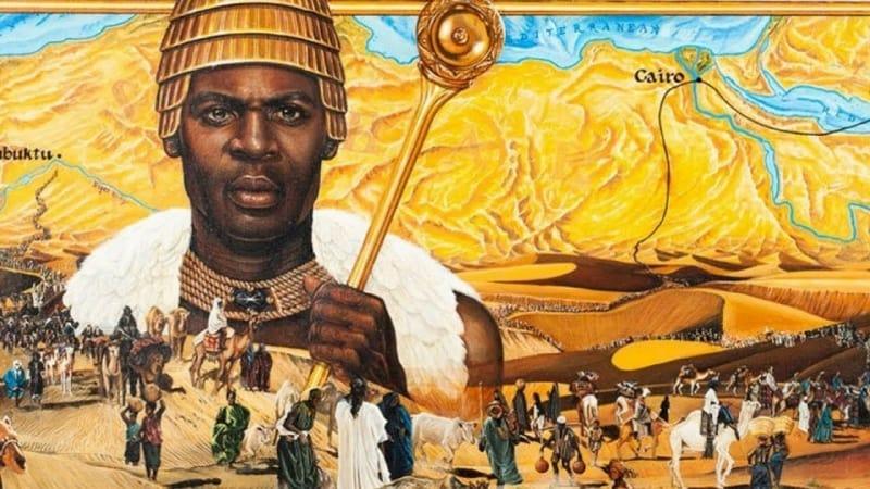 منسا موسى أغنى رجل في التاريخ