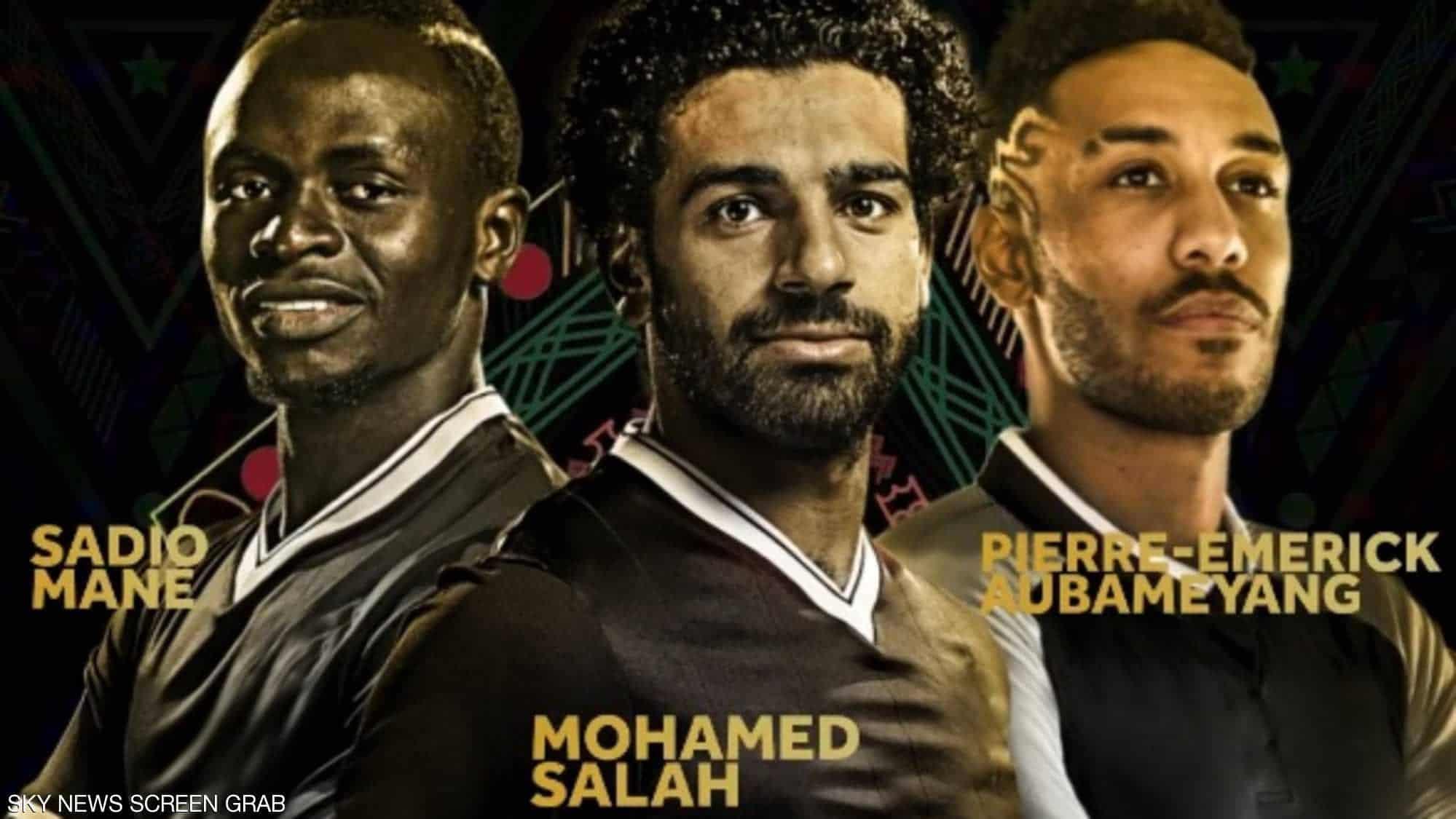 محمد صلاح ضمن القائمة النهائية لجائزة أفضل لاعب أفريقي