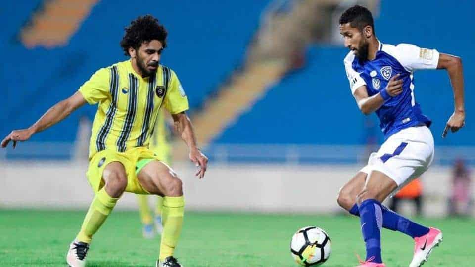 تعديلات على جدول الدور الثاني للدوري السعودي بسبب كأس أسيا