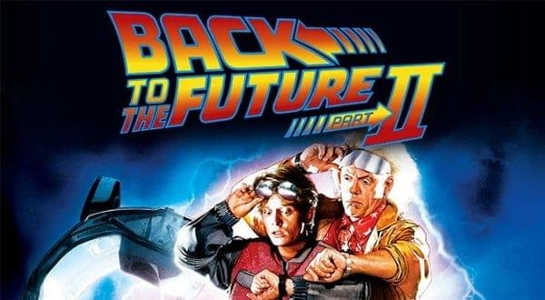 فيلم العودة إلى المستقبل - Back to the Future الذي تم إنتاجه عام 1989
