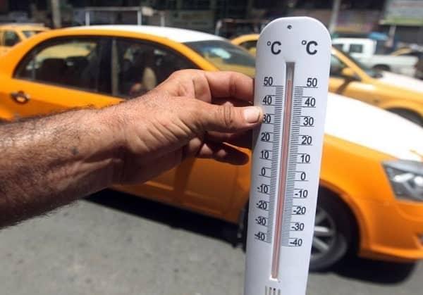 حذرت هيئة الأرصاد الجوية من الموجة الحارة ... إرتفاع درجات الحرارة