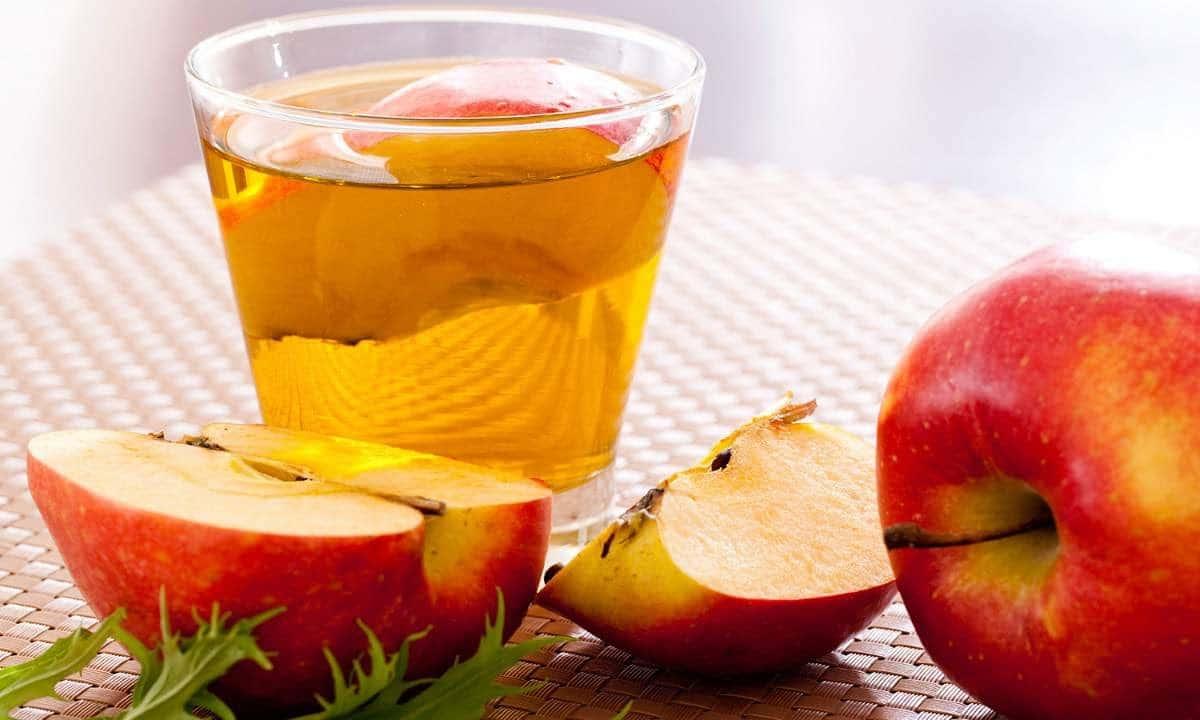 فوائد خل التفاح الصحية